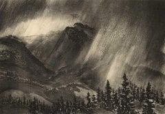 Rain at Semmering