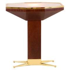 "Adolf Loos ""American Bar Vienna"" Table Re Edition, Loos Bar"