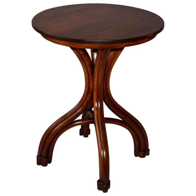 Adolf Loos Conference Coffee Table / JJ Kohn, 1899 For Sale