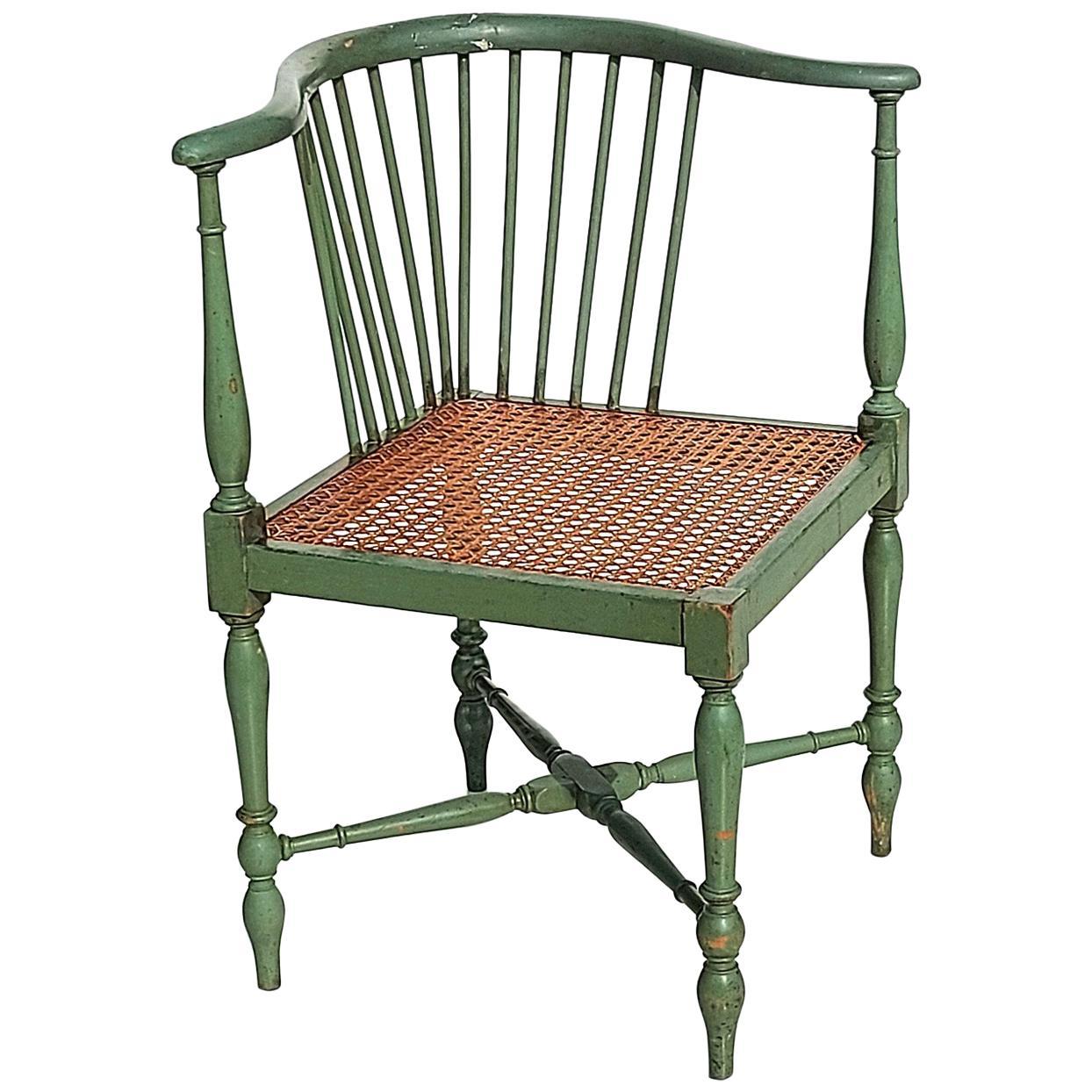 Adolf Loos F.O. Schmidt 1898-1900 Jugendstil Corner Chair