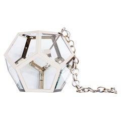 "Adolf Loos ""Knize"" Taylorshop Pentagon-Dodekaeder Table/Floor Lamp Re-Edition"