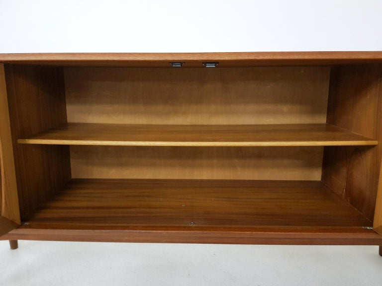 Adolf Relling and Rolf Rastad for Bahus Teak Credenza or Sideboard, Norway 1960s 6