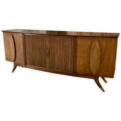 Adolfo Genovese Walnut Buffet Sideboard