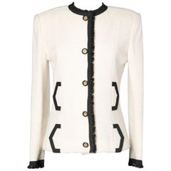 "Adolfo New York ""Chanel style"" jacket"