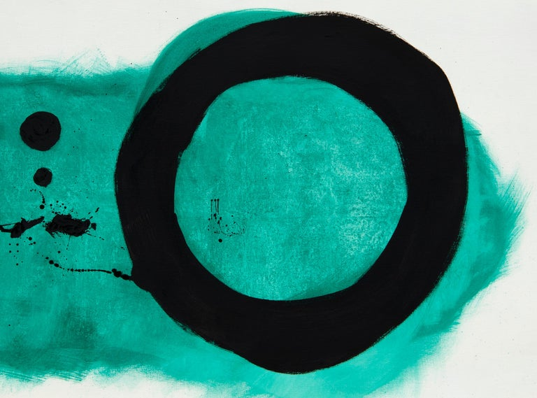 Azimuth - Modern Painting by Adolph Gottlieb