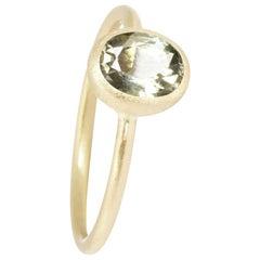 Adorn Petite Green Tourmaline Ring