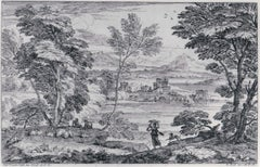 Landscape with a Maiden and her Dog
