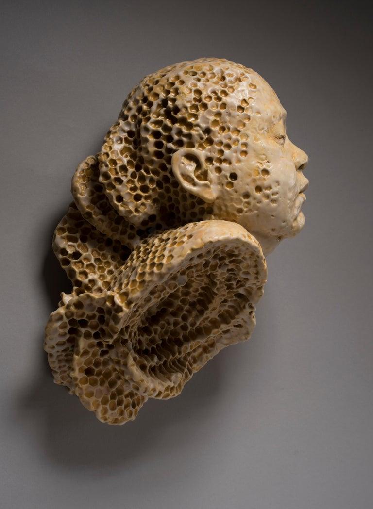 Adrian Arleo Figurative Sculpture - Genesis