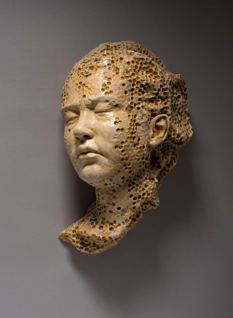 Adrian Arleo Figurative Sculpture - Greta