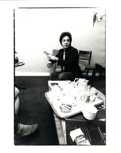 Candid Billy Joel Vintage Original Photograph