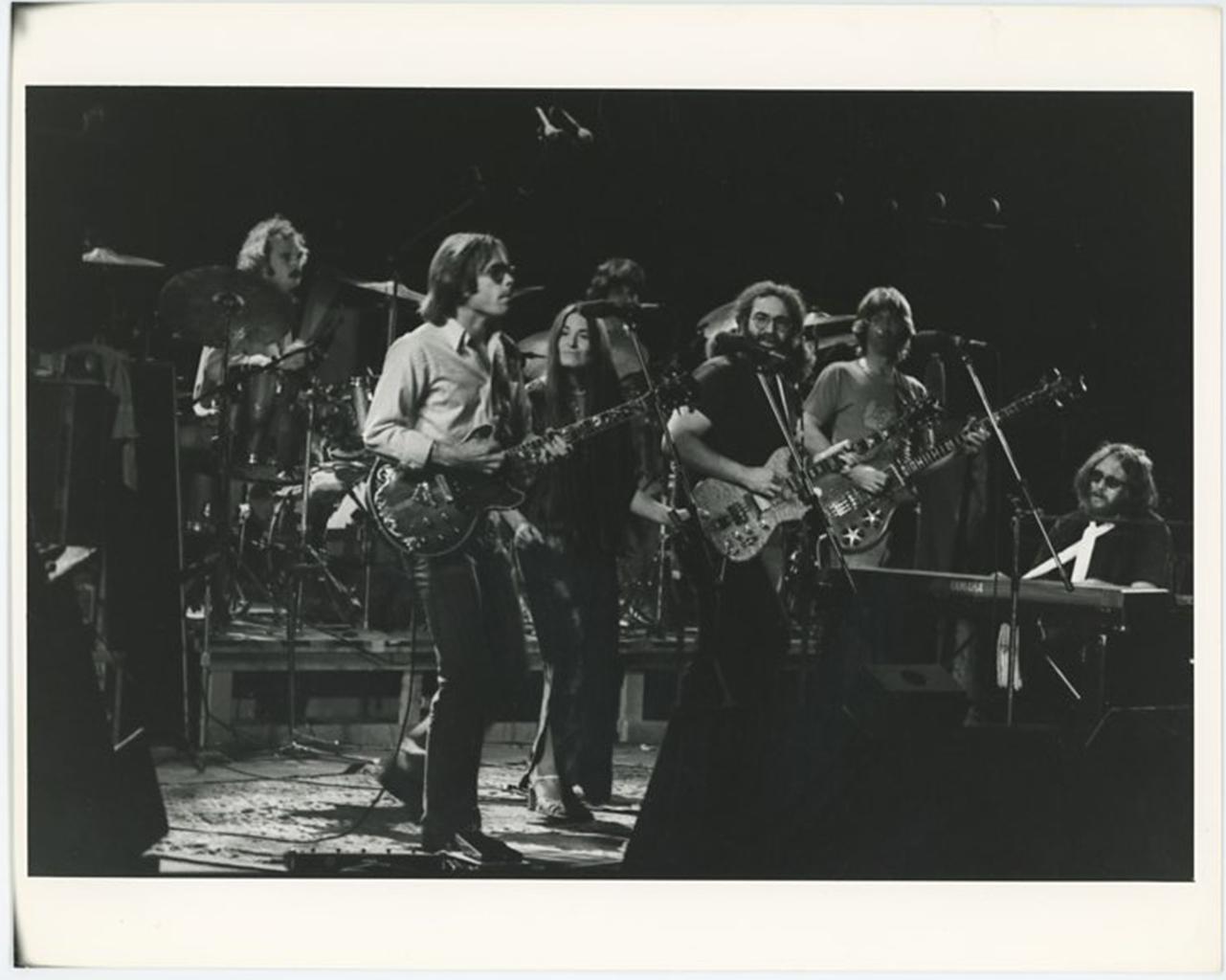 Grateful Dead Egypt 1978