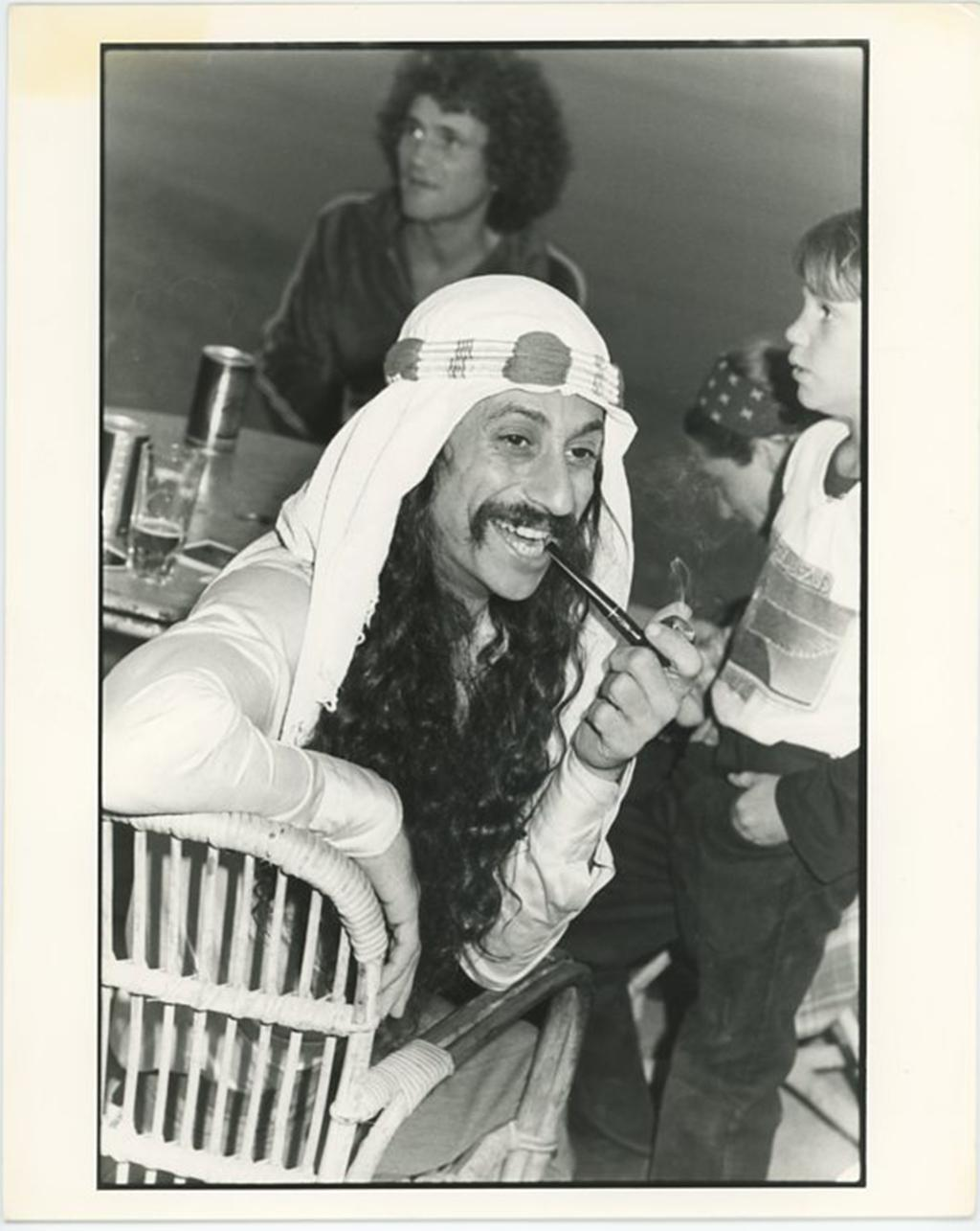 The Grateful Dead in Egypt 1978