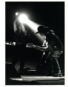 U2 on Stage Vintage Original Photograph