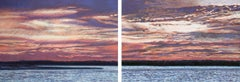 Continuum I and II (diptych)