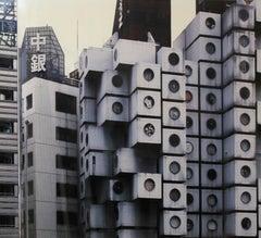 """Ginza, Tokyo"" Adrian Gaut Architectural Photograph"