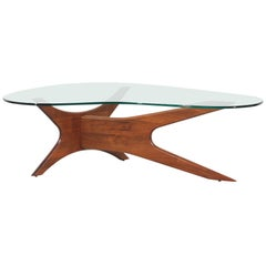 Adrian Pearsall 1465-T Coffee Table for Craft Associates