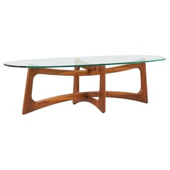 Adrian Pearsall 2454-TGO Coffee Table for Craft Associates