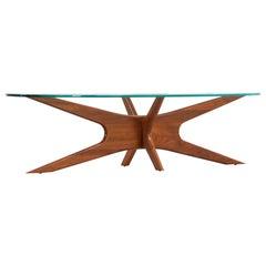 Adrian Pearsall 893-TGO Coffee Table for Craft Associates