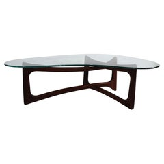 Adrian Pearsall Amoeba Form Coffee Table