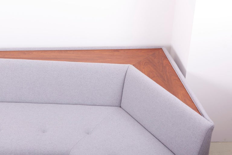 Adrian Pearsall 'Boomerang' Sofa for Crafts Associates, US, 1960s For Sale 6