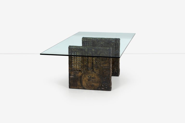 Adrian Pearsall Brutalist Style Dining Table or Desk For Sale 1