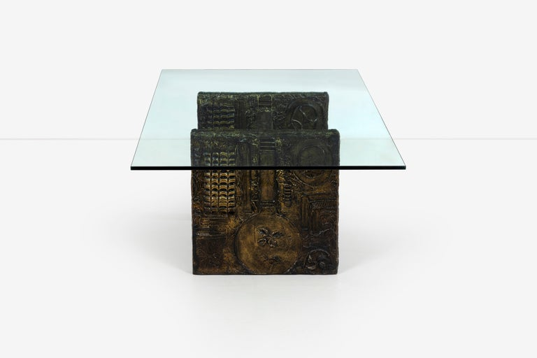 Adrian Pearsall Brutalist Style Dining Table or Desk For Sale 2
