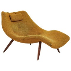 Adrian Pearsall Chaise Lounge Chair 1828-C
