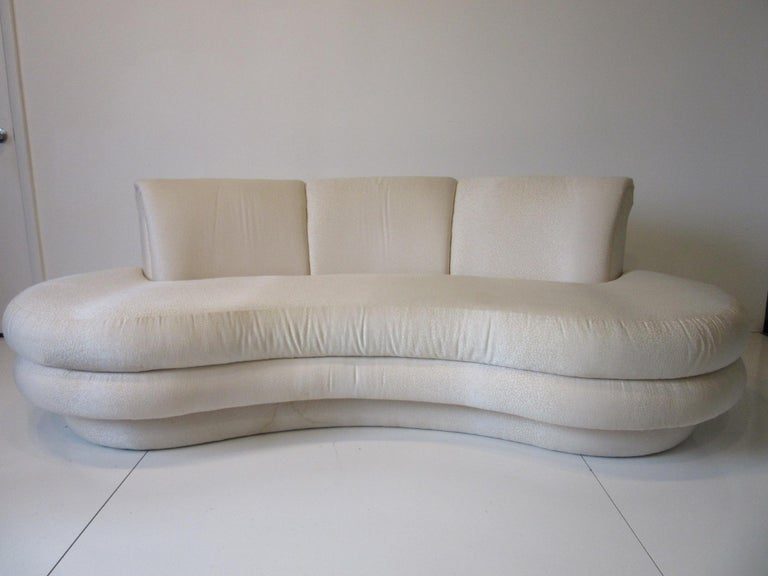 Adrian Pearsall Cloud Sofa for Comfort Designs For Sale 5