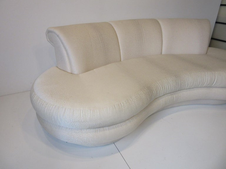 American Adrian Pearsall Cloud Sofa for Comfort Designs For Sale