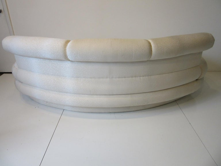 Upholstery Adrian Pearsall Cloud Sofa for Comfort Designs For Sale