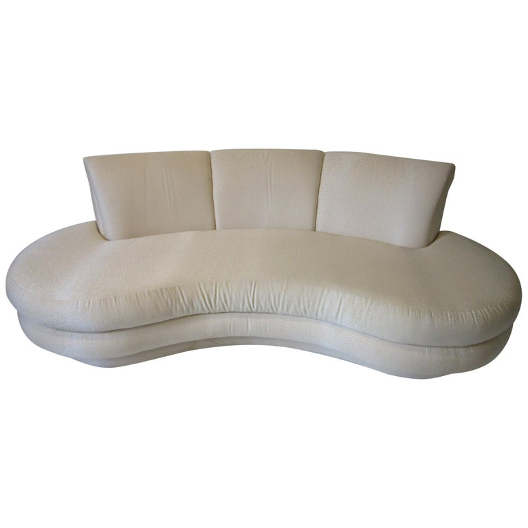 Adrian Pearsall Cloud Sofa for Comfort Designs For Sale