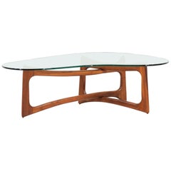 Adrian Pearsall Coffee Table 2450-TK Coffee Table for Craft Associates