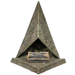 Adrian Pearsall Fireplace
