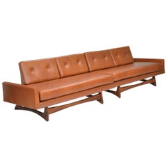 Adrian Pearsall Floating Back Sofa