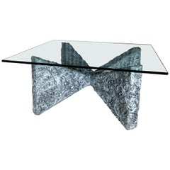 Adrian Pearsall for Craft Associates Brutalist Coffee Table