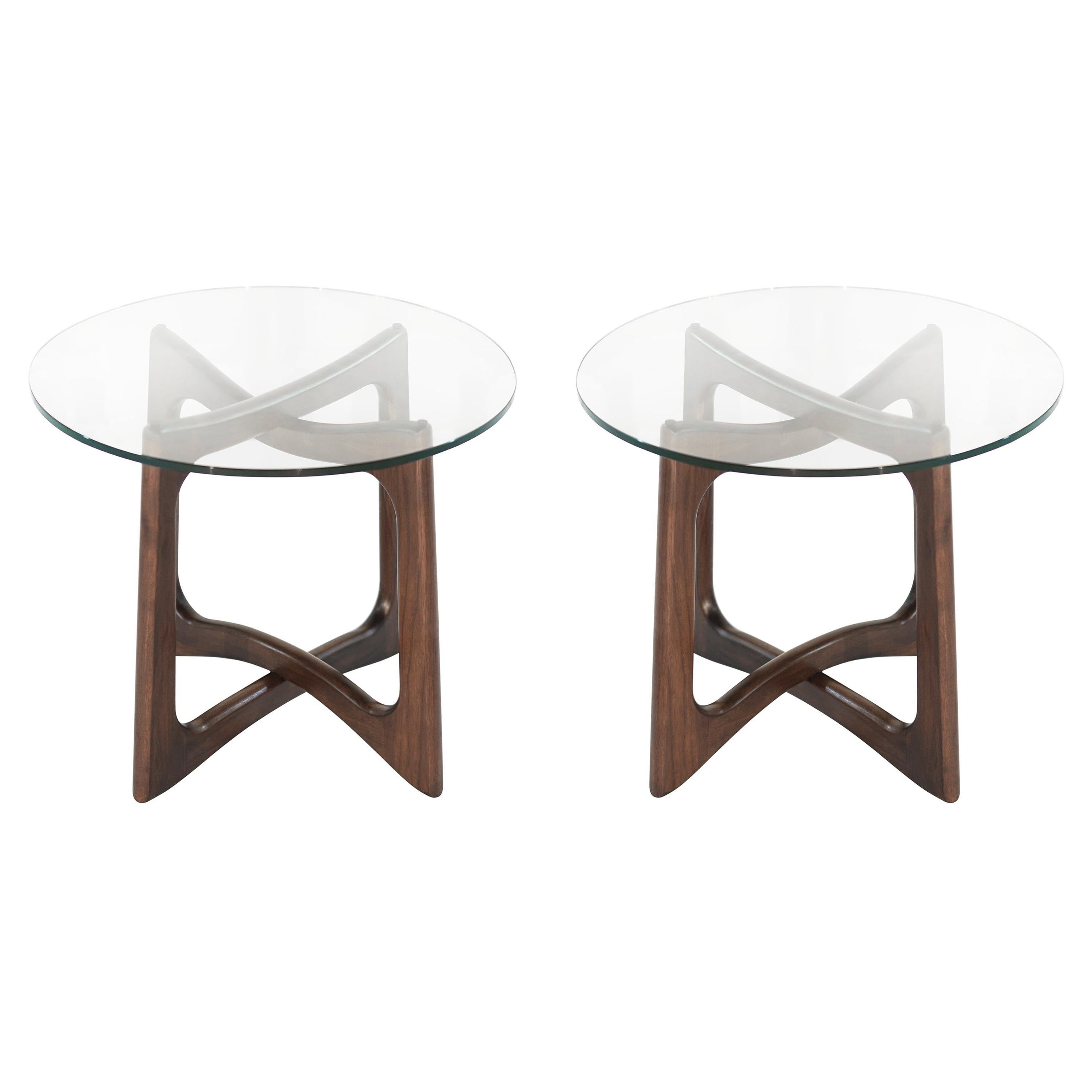 Adrian Pearsall for Craft Associates End Tables, 1950s