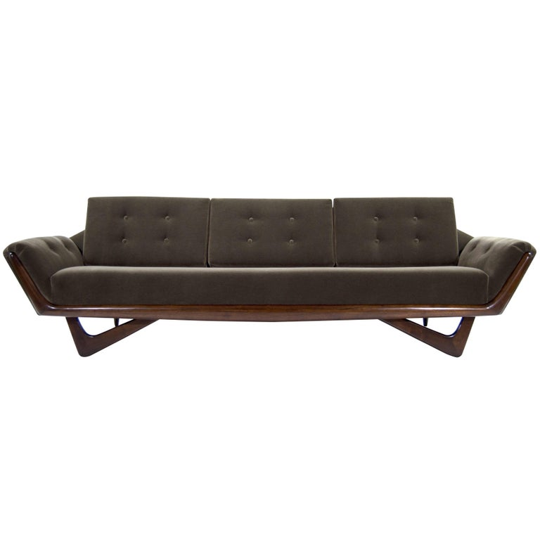 Adrian Pearsall for Craft Associates Gondola Sofa