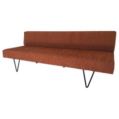 Adrian Pearsall for Craft Associates Restored Daybed Sofa Model 102-L, 1950s