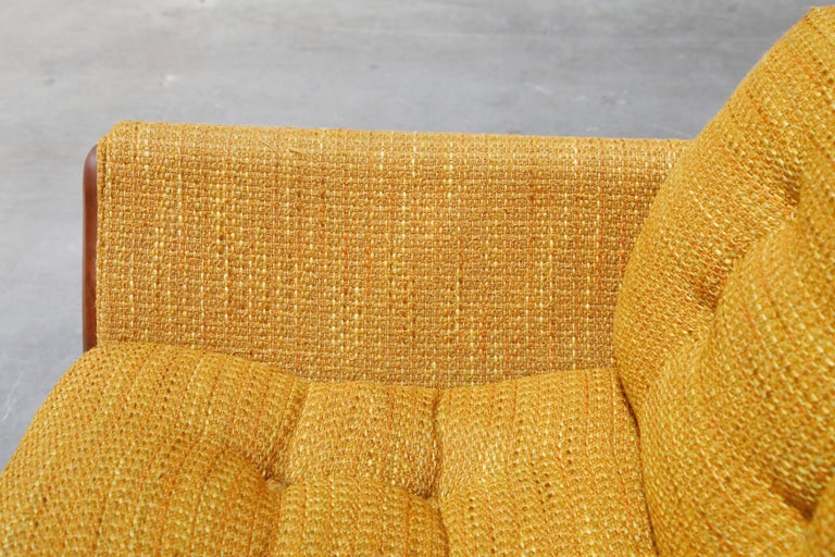 Adrian Pearsall for Craft Associates Sculpted Lounge Chair, circa 1960s, Signed For Sale 9