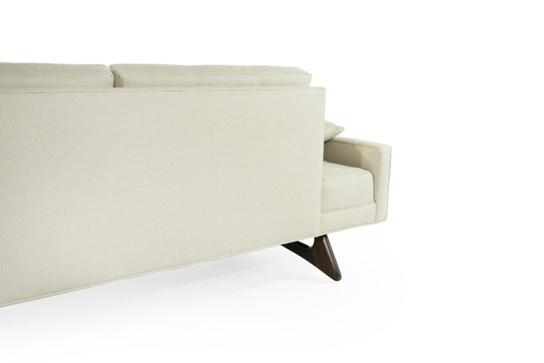 Adrian Pearsall For Craft Associates Sofa Model 2408 At