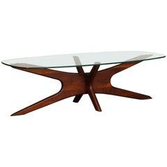 "Adrian Pearsall ""Jacks"" Coffee Table"