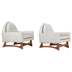 Adrian Pearsall Lounge Chairs for Craft Associates
