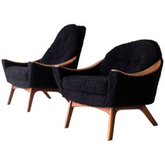 Adrian Pearsall Lounge Chairs for Craft Associates Inc.