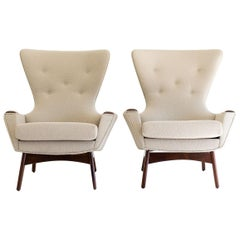 Adrian Pearsall Lounge Chairs for Craft Associates Inc