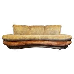 Adrian Pearsall Mid-Century Modern Cloud Kidney Sofa