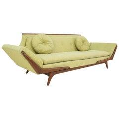 Adrian Pearsall Midcentury Gondola Sofa