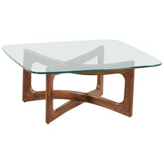 Adrian Pearsall Model 2452-T36 Coffee Table for Craft Associates