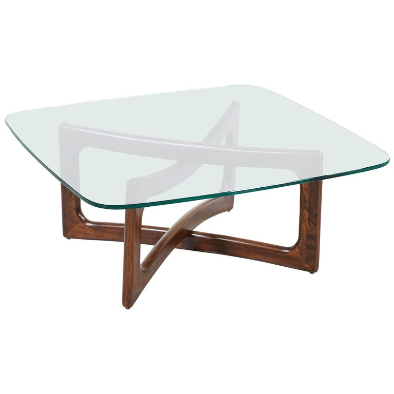 Adrian Pearsall Model 2452-T36 Coffee Table for Craft Associates For Sale