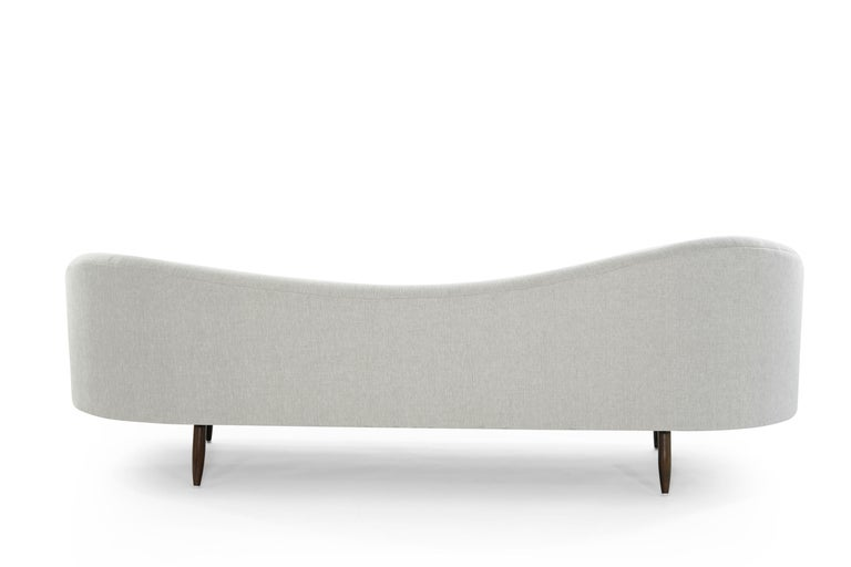 20th Century Adrian Pearsall Oasis Sofa, circa 1950s For Sale