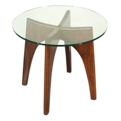 Adrian Pearsall Sculptural Side Table for Craft Associates